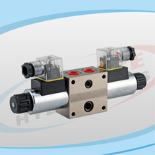 DM4WE Series Solenoid Operated Directional Control Stackable Valves