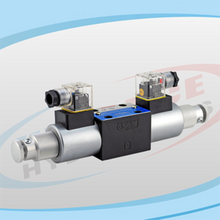 LB4WE6 Series Solenoid Operated Directional Control Valves