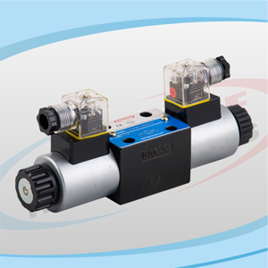 4WE6 Series Solenoid Operated Directional Control Valves