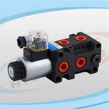KVH Series Solenoid Operated Directional Control Stackable Valves