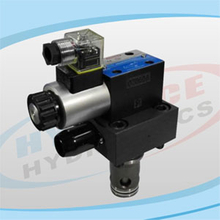 FJ Series Logical Valve & Control Cover with Poppet Position Detector