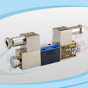 G4WE Series Explosion Proof Solenoid Directional Control Valves