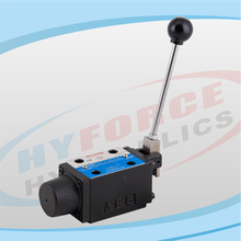 DMG Series Manual Operated Directional Control Valves