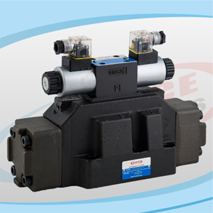 4WEH25 Series Solenoid Pilot Operated Directional Control Valves & 4WH25 Series Hydraulic Operated Directional Control Valves